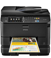 Epson Workforce Pro WF-4740 Driver Download