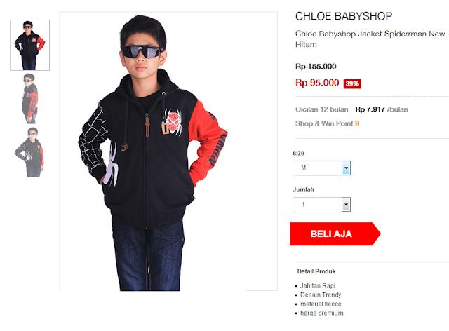 Pilihlah Pakaian untuk Anak Laki-laki dengan Mudah dan Tepat Hanya di MatahariMall