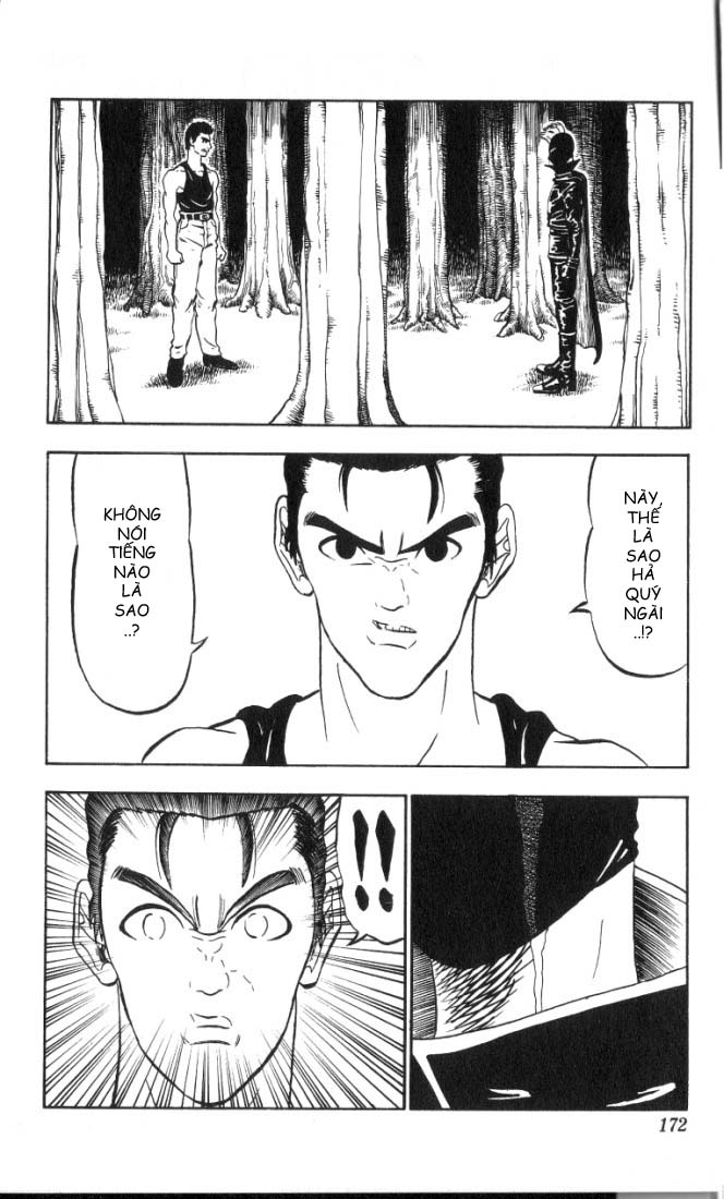 NINKU vol 17 trang 6