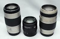 Jual Lensa Bekas Untuk Sony