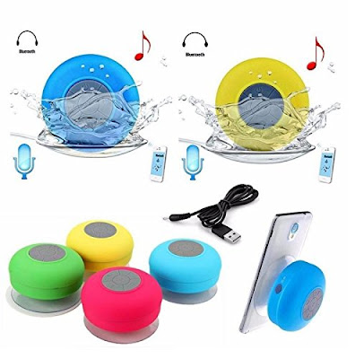Waterproof Blutooth shower Speaker