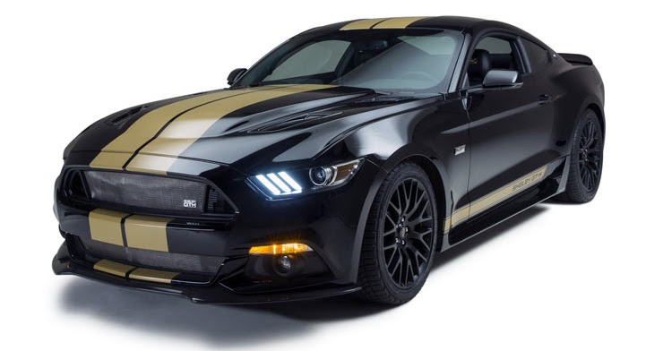 You Can T Buy Ford S 2016 Shelby Gt H But You Can Rent It