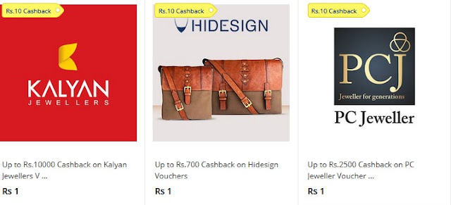 Paytm New – Pay Rs 1 Get Rs10 Cashback