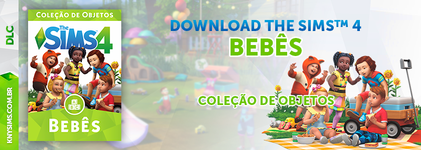 Download the sims 4 beb s toddlers cole o de objetos for Mobilia para sims 4