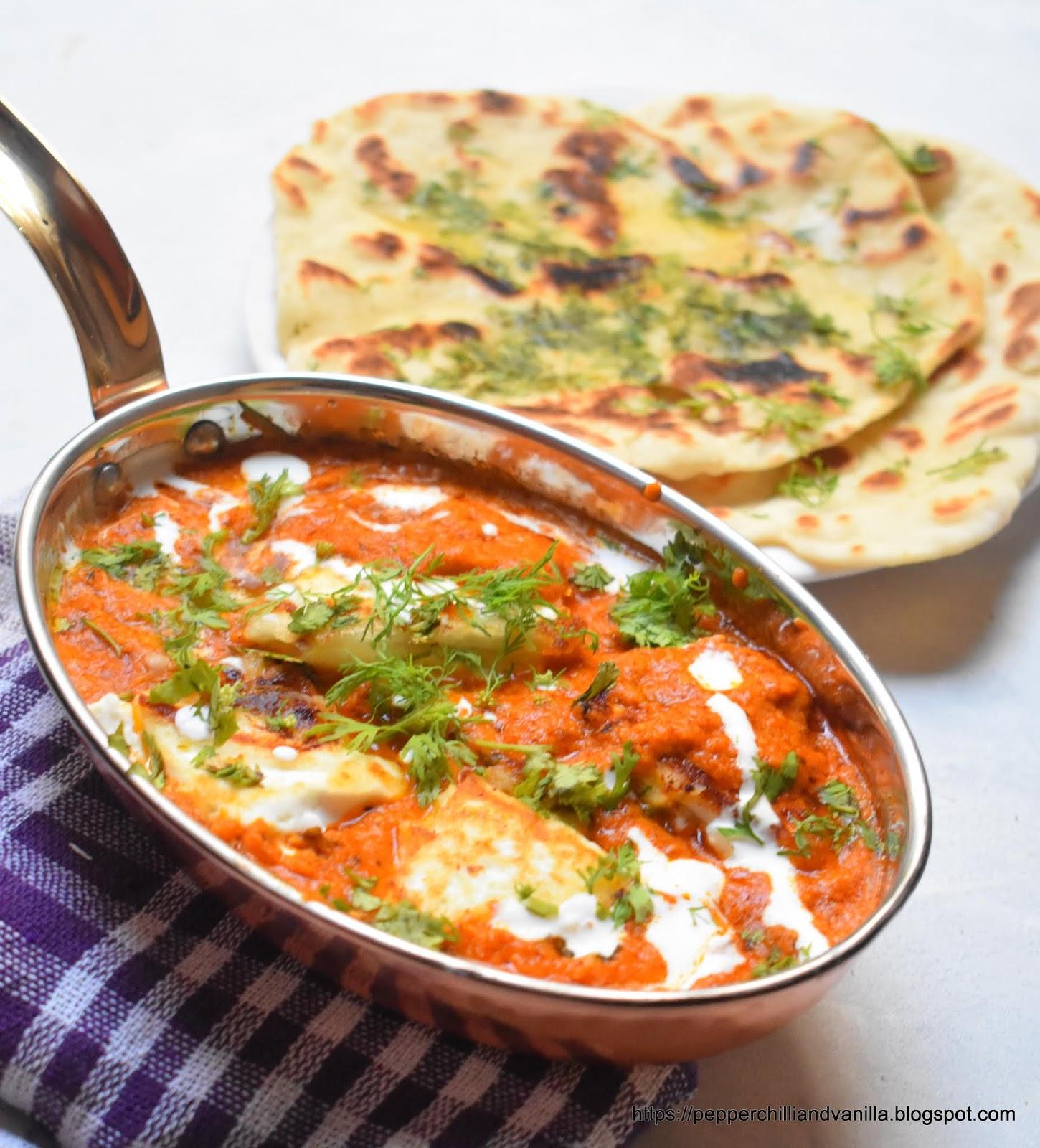 Paneer Pasanda  Recipe /Easy Restaurant Style Paneer Pasanda Recipe