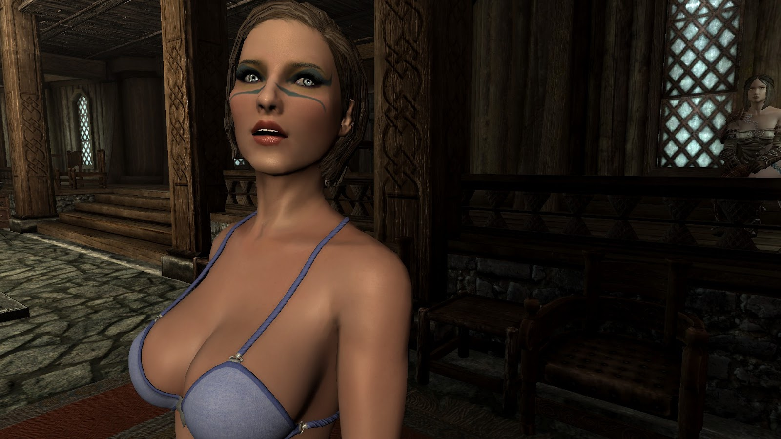 Sexy Hot Pc Games Wallpaper - Skyrim Sexy Games-4904