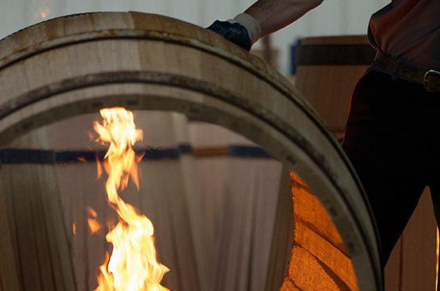 Barricas de roble: Lo que hacen al vino