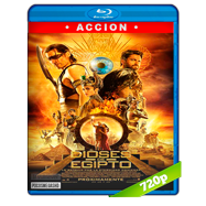 Dioses de Egipto (2016) BRRip 720p Audio Dual Latino-Ingles