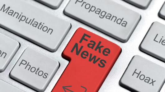 New chapter from PeterMac's FREE e-book: Fake News
