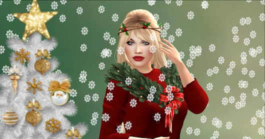 Rockin' Around the Christmas Tree...Featuring Swank with Petite Mort