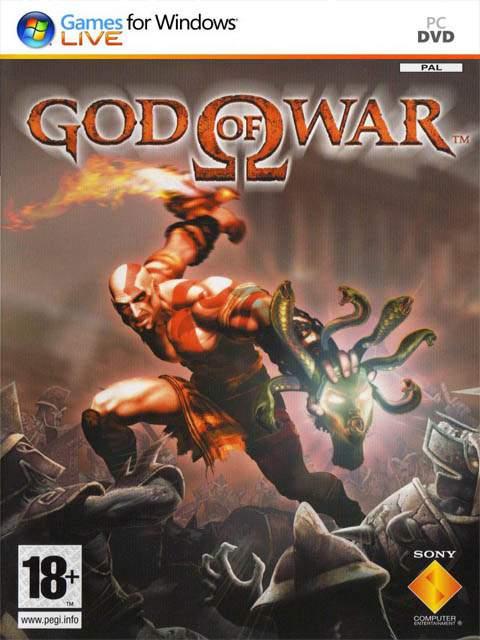 تحميل لعبة god of war 1 للكمبيوتر كاملة