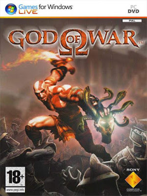 لعبة god of war 3 ps2 برابط واحد