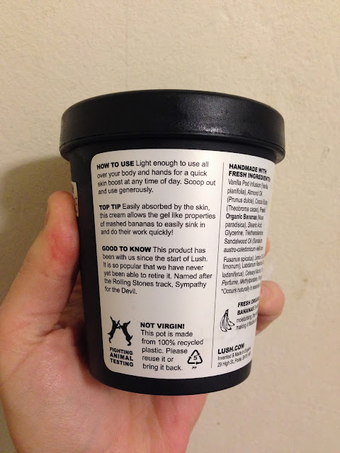 Lush Sympathy for the Skin Instructions