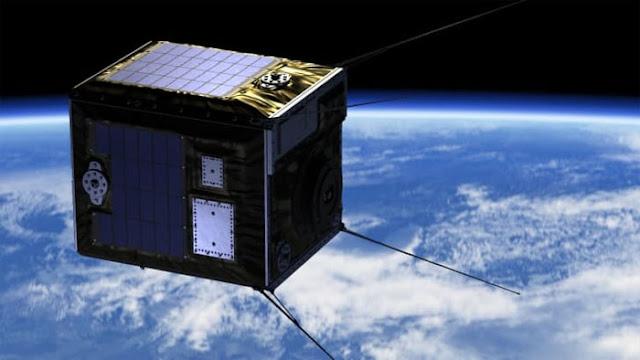 satélite ALE - chuva de meteoros artificial - ALE