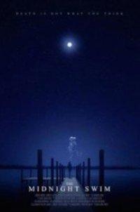 Poster The Midnight Swim