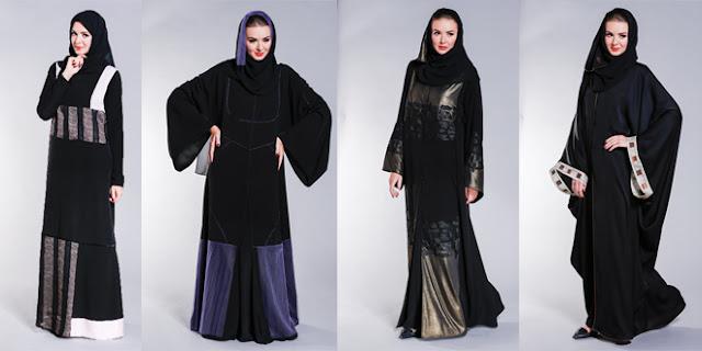 trend abaya di arab saudi