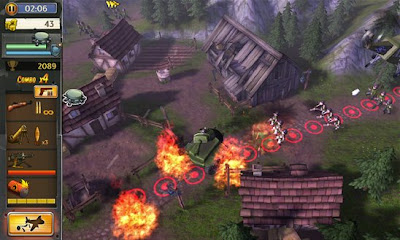 Hills of Glory 3D for Windows Phone