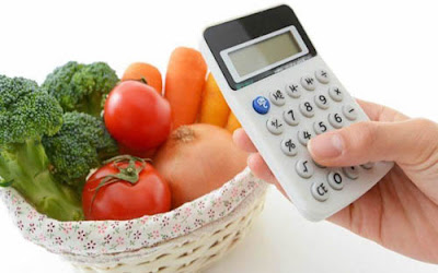Quantas calorias tem 1 kg?