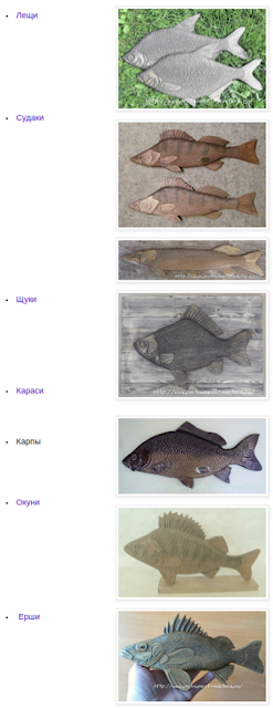 каталог подарков рыбаку