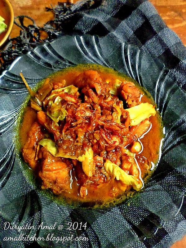 Tongseng Ayam Pedas : tongseng, pedas, Resep, Tongseng