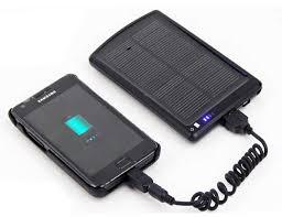 powerbank tenaga surya (solar charger)