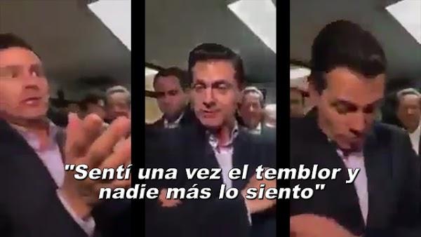 """Acusan a """"PEÑA NIETO"""" de dar declaraciones en estado """"inconveniente"""". (Video)"""