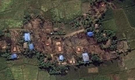 Dubes RI untuk Myanmar Bantah Terjadi Genosida Muslim Rohingya