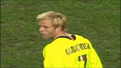 Classic UEFA : Liverpool 0 vs 1 Barcelona 06-03-2007