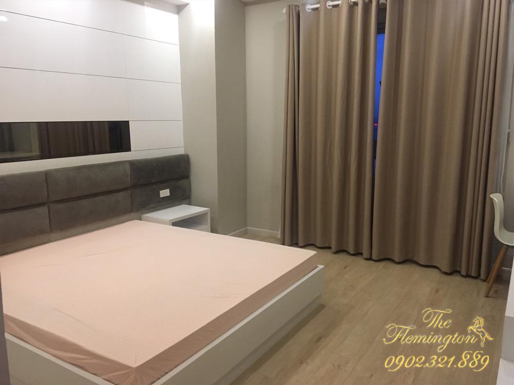 căn hộ flemington cho thuê 2017 - phòng ngủ với cửa kính lớn