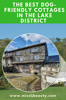 best dog friendly cottaged in lake district