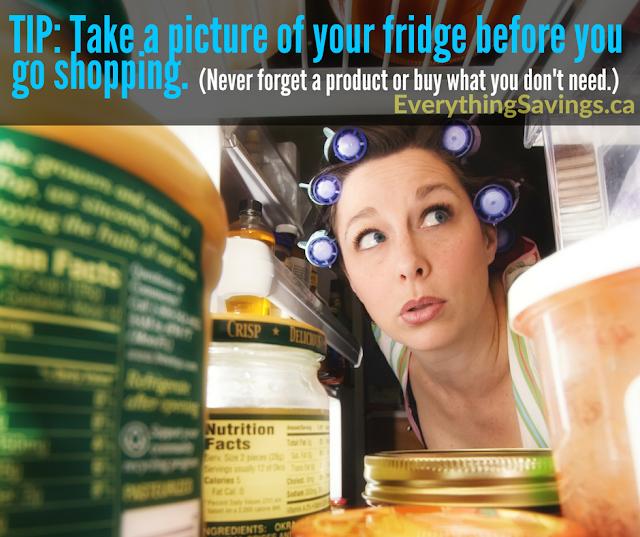 Grocery Shopping Tips- EverythingSavings.ca