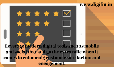 Digifin will help you to Enhancing your Customer Satisfaction.