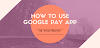 How To Use Google Pay App (Google Tez).