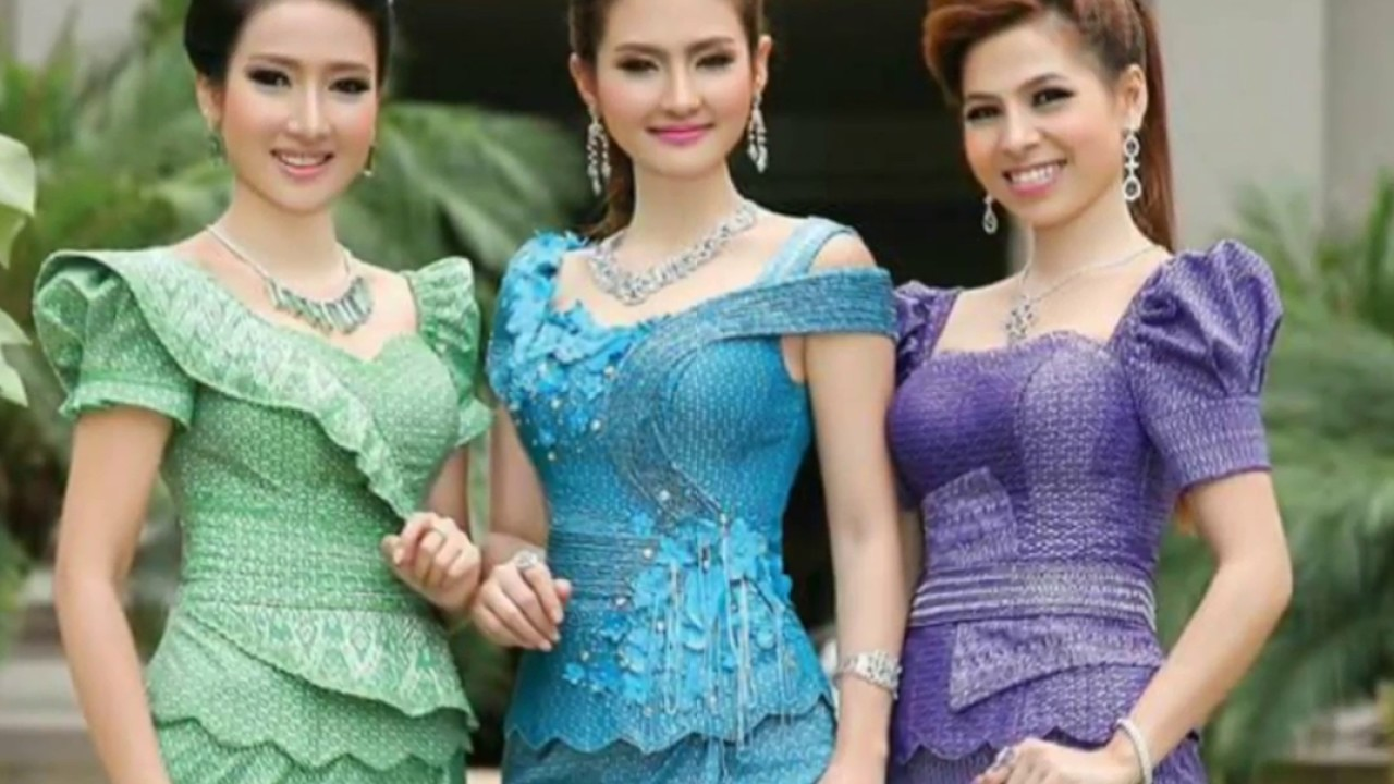 Wedding, Parties and Social wear dresses for girl, Cambodia ...