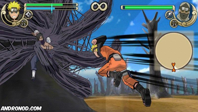 Naruto shippuden ultimate ninja impact android apk