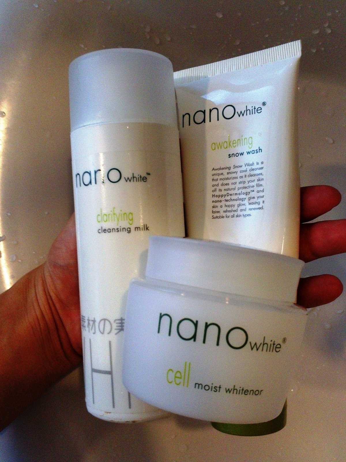 Oh Hi Beauties Thanks For Visiting And This Post Is All About Nanowhite Products That I Had Bought Them Like 2 Months Back Now Am Going To Make A