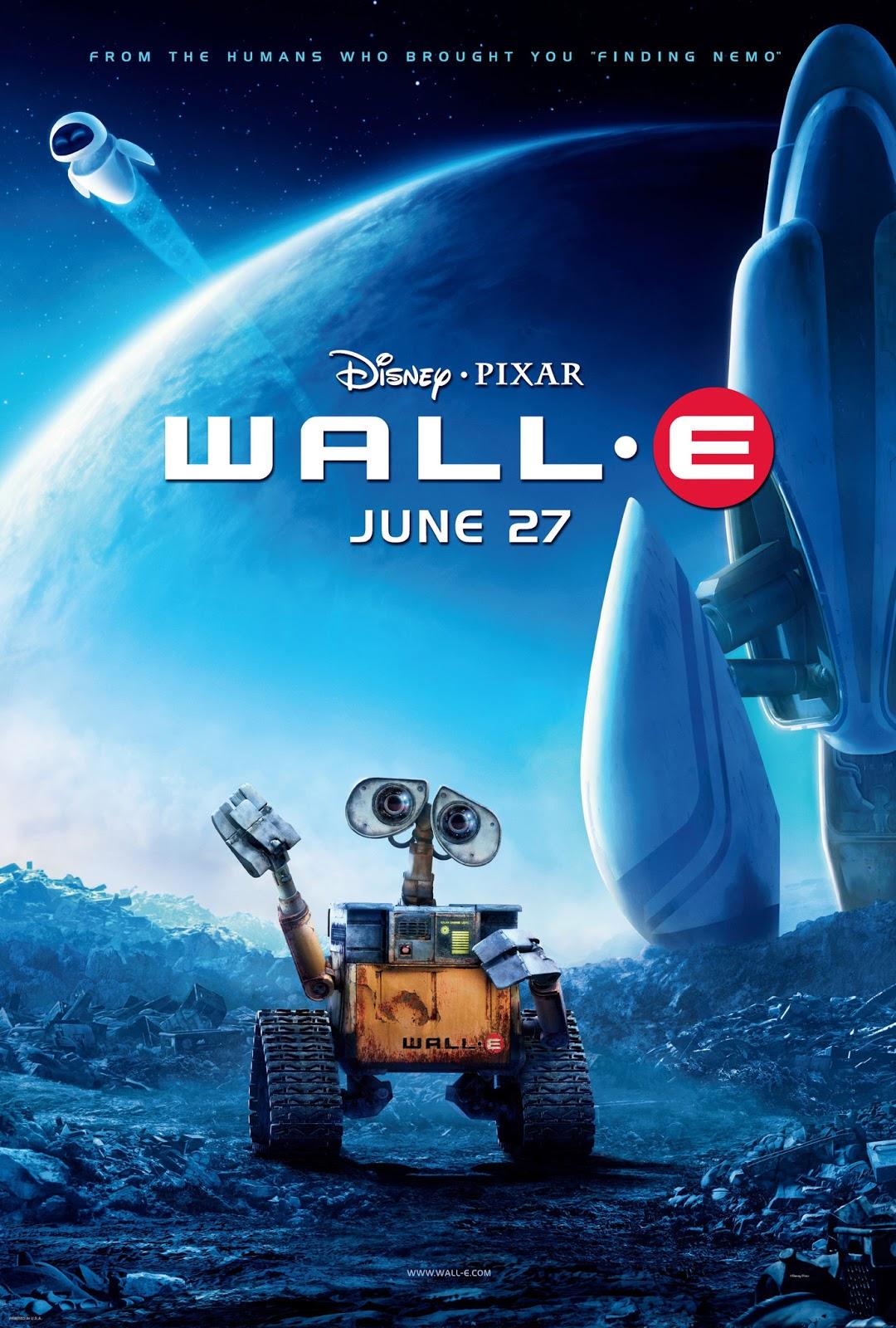 WALL·E 2008 - Full (HD)