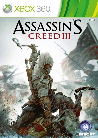 Assassins Creed 3 COMPLEX Xbox 360 Español Region Free Descargar 2012