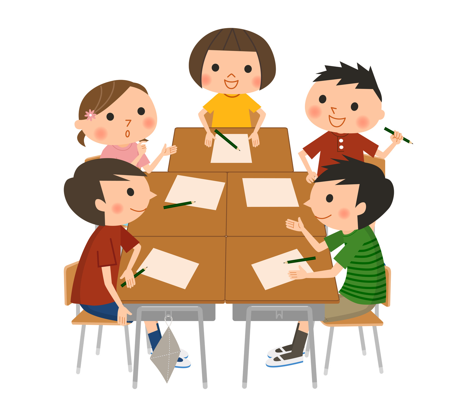 group work for kids