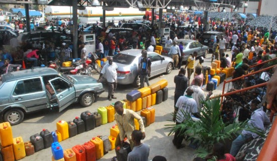 Labour will embark on mass action if fuel scarcity enters new year - Labour  Official