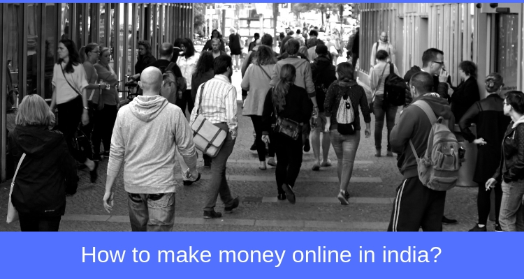 Earn money with youtube, how to make money online in india?