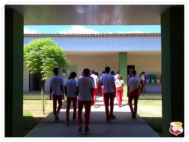 Alunos do CSJD tem aula de campo especializada e visita guiada no IFPE (campus de Garanhuns)