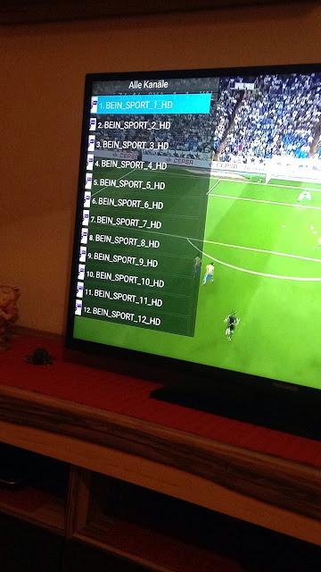 حصريا طريقة مشاهدة قنوات IPTV علي جميع الاجهزة بدون تحميل اي ملفات
