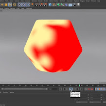 Tutorial C4D: Cara Blur Vertex Map di Cinema 4d