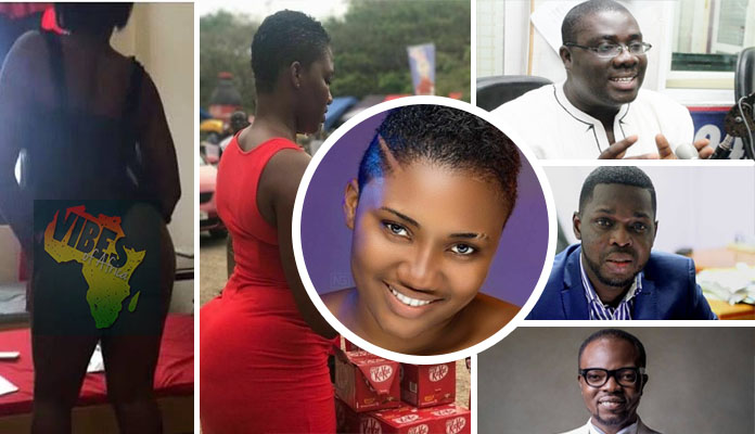 Nana Abena Akorkor Addo and all you need to know about her— The le@ked videos, Photos and the tall list of men who allegedly have slept with her
