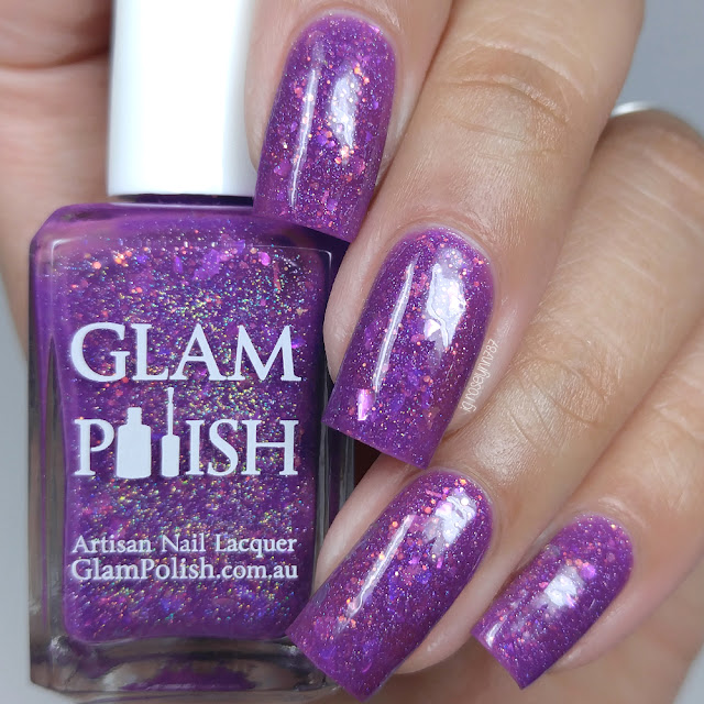 Glam Polish - Twilight Princess