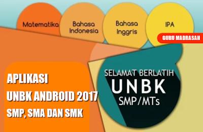 aplikasi unbk android 2017
