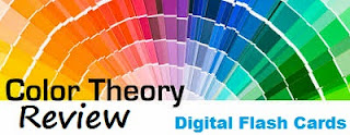 Color Theory Digital Flash Cards
