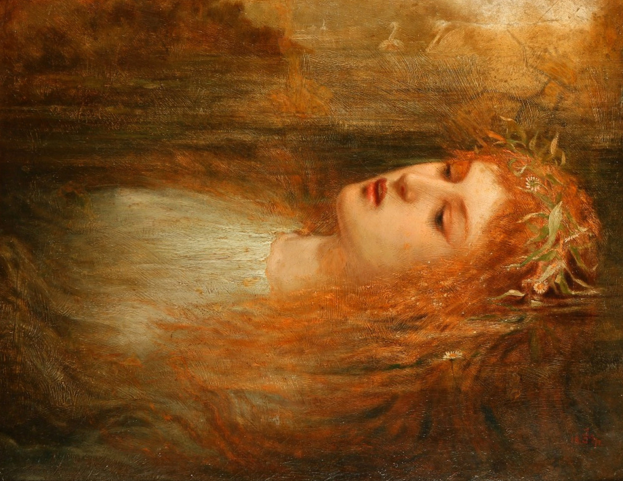 essay on a shakespeare related piece of work ophelia by