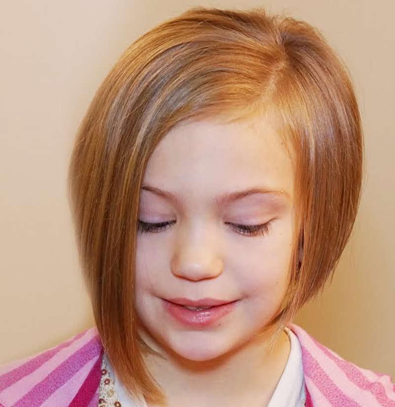 5 Model Rambut Anak Perempuan Gaya Kekinian